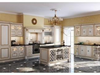 Кухня Афина Оро - Изготовление мебели на заказ «КС дизайн»
