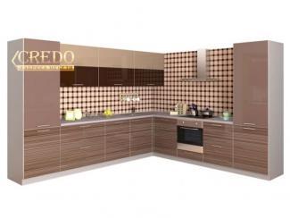 Кухня угловая Акрил - Мебельная фабрика «Кредо»