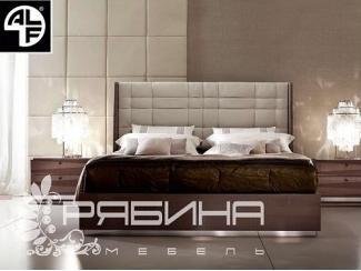Уютная кровать MONAKO - Мебельная фабрика «Рябина», г. Москва