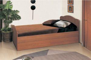 Кровать с ящиками - Мебельная фабрика «Аристократ»