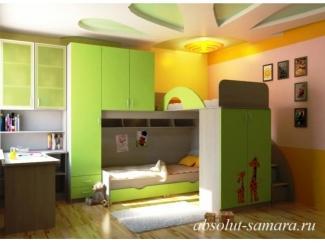 Детская 10 - Мебельная фабрика «Абсолют»