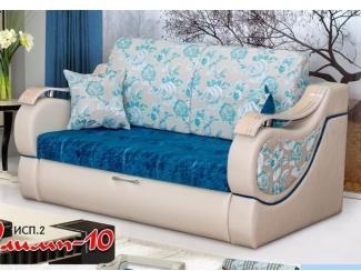 Прямой диван Олимп 10 - Мебельная фабрика «Олимп», г. Ульяновск