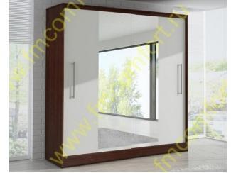 Шкаф с зеркалом Бест 10 - Мебельная фабрика «Комфорт»