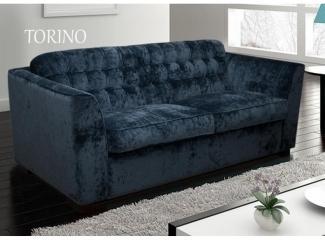 Диван с высокими подлокотниками Турин - Мебельная фабрика «Lorusso divani»