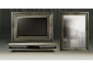 Коллекция Глейс тумба под ТВ в гостиную - Мебельная фабрика «Tivoli»