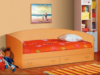 Кровать с ящиками Софа-1 - Мебельная фабрика «Виктория»