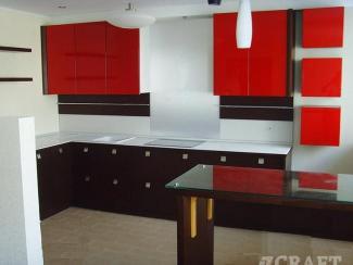 Кухня угловая Гера - Мебельная фабрика «Крафт»