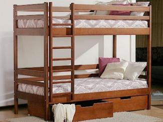 Кровать Пирамидка - Мебельная фабрика «Авангард»
