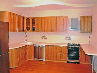 Кухонный гарнитур угловой Гестия - Мебельная фабрика «Анкор»