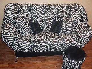 Диван прямой Бриз Зебра - Мебельная фабрика «Диваны от Ани и Вани»