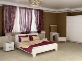 Спальный гарнитур Форли - Мебельная фабрика «Бурэ»