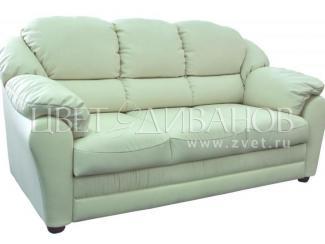 Диван Беата кожа выкатной - Мебельная фабрика «Цвет диванов»