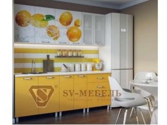 Кухня с фотопечатью Фрукты 2000 - Мебельная фабрика «Северная Двина»