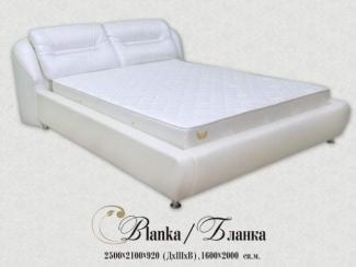 Кровать Бланка - Мебельная фабрика «Angelo Astori»