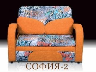 Одноместный диван-кровать София 2  - Мебельная фабрика «Альянс-М»