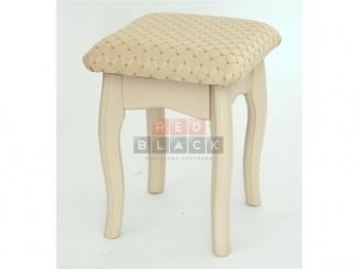 Табурет из массива березы - Импортёр мебели «RedBlack»