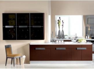 Кухня прямая «Валенса comfort» - Мебельная фабрика «Атлас-Люкс», г. Москва