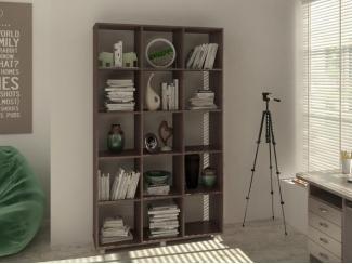 Стеллаж Рекорд -3 - Мебельная фабрика «Баронс»