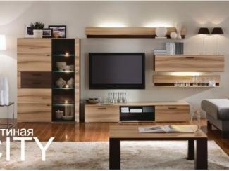 гостиная CITY - Мебельная фабрика «Дятьково»