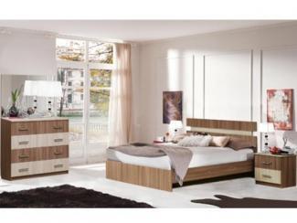 Спальня модульная Вербена - Мебельная фабрика «Аристократ»