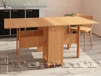 Стол-книга с баром - Мебельная фабрика «Термит»