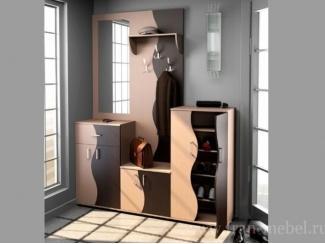 Прихожая Волна-3 - Мебельная фабрика «Фран»