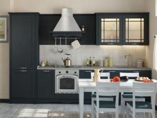 Кухня прямая Porto antracite - Мебельная фабрика «Zetta»