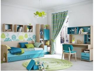 Детская Бриз БЛЮ - Мебельная фабрика «Мебельком»