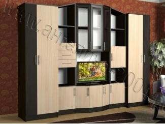 Прямая гостиная Макарена 2 - Мебельная фабрика «Ангелина-2004»
