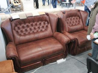 Мебельная выставка Сочи: диван, кресло - Мебельная фабрика «Гротеск»