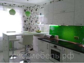 Кухня угловая  - Мебельная фабрика «Сиб-Мебель»