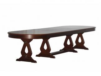 Большой обеденный стол Лира