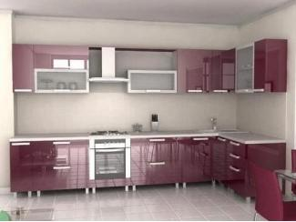Угловая кухня Вишня - Мебельная фабрика «Манго»