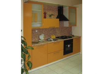 Кухонный гарнитур прямой 37 - Мебельная фабрика «Л-мебель»