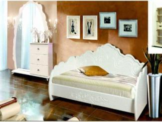 Спальный гарнитур Арина 4 - Мебельная фабрика «Альбина»