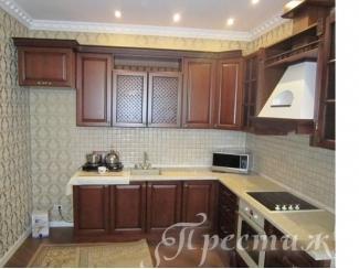 Кухня из массива дерева VERONO - Мебельная фабрика «Престиж»