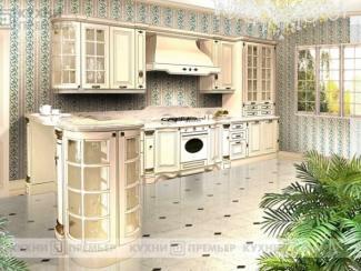 Кухня Элис - Мебельная фабрика «Кухни Премьер»