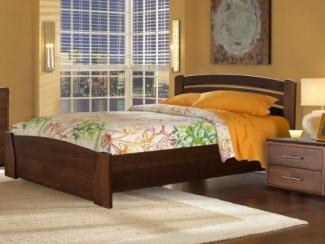 Кровать Руно 7 массив бука - Мебельная фабрика «Диамант-М»