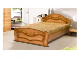 Кровать МДФ МК-16 - Мебельная фабрика «Уютный Дом»