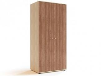 Глубокий и вместительный платяной шкаф с одной полкой Болеро  - Мебельная фабрика «Фран»