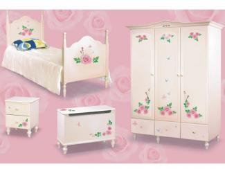 Детская Розовый сад - Мебельная фабрика «Вист»