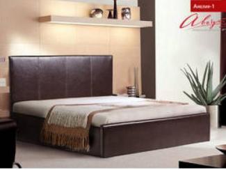 Кровать Амелия 1 с ящиком - Мебельная фабрика «Август»