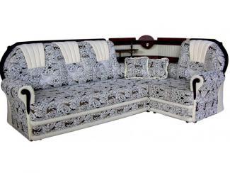 Угловой диван Модель 001 - Мебельная фабрика «Наири», г. Ульяновск