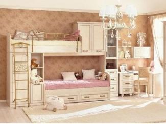 Молодежная спальня Александрия - Мебельная фабрика «Любимый дом (Алмаз)»