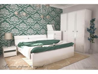 Спальный гарнитур Соблазн - Мебельная фабрика «12 стульев»