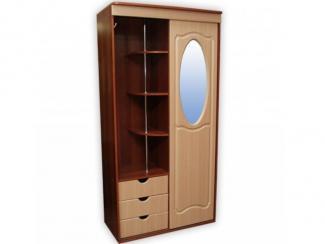 Прихожая прямая Ольга 2 - Мебельная фабрика «Мебель эконом»