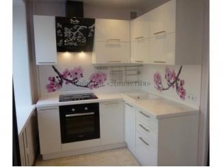 Белый кухонный гарнитур - Мебельная фабрика «Династия»