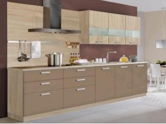 Классическая прямая кухня Вудколор - Мебельная фабрика «SL-Мебель»