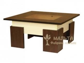Стильный журнальный стол 39 - Мебельная фабрика «Мальта»
