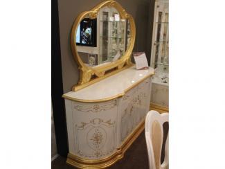 Мебельная выставка Москва: столик - Мебельная фабрика «ИнтерДизайн»